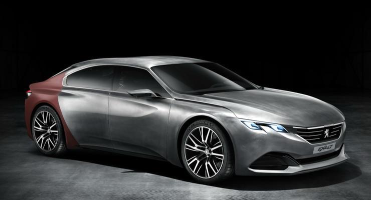 Концепт Exalt от Peugeot запустят в серию