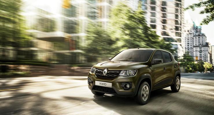 Компания Renault рассекретила новый хэтчбек (фото)