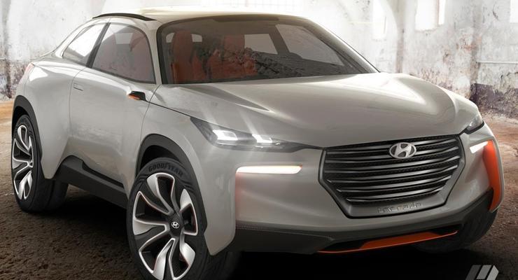 Компания Hyundai анонсировала внедорожник на базе Genesis