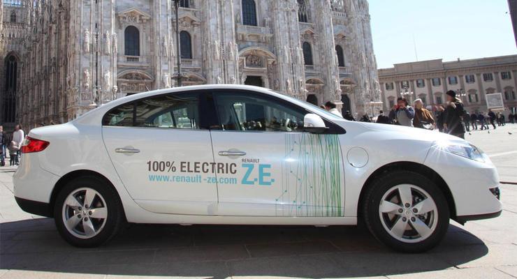 В Украине предложили запретить переоборудование электромобилей