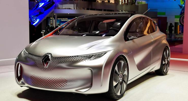 В Renault готовы запустить серию сверхэкономичный гибрид Eolab (фото)