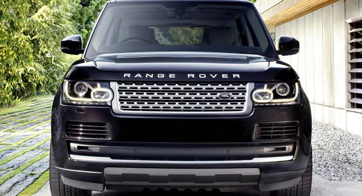Компания Jaguar анонсировала создание собственного варианта большого Range Rover