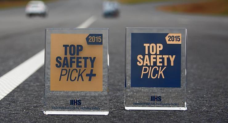 Что выбрать: определены десять самых безопасных компактных автомобилей