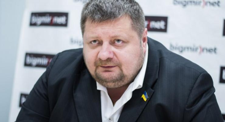 Мосийчук заявил, что всю депутатскую зарплату тратит на бензин
