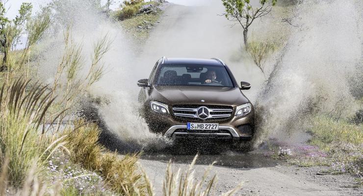 Mercedes официально представил новый кроссовер GLC (фото)
