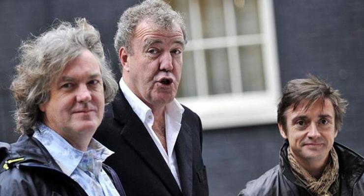 """Трио экс-ведущих Top Gear расскажут о своем новом шоу """"в течение нескольких недель"""""""