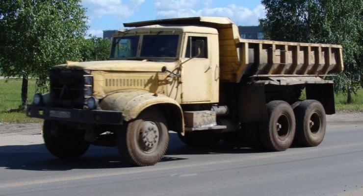 Киевский военкомат уже реквизировал сотни автомобилей для нужд АТО