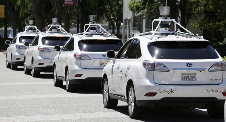 Первая ласточка: в Калифорнии едва не столкнулись два робомобиля