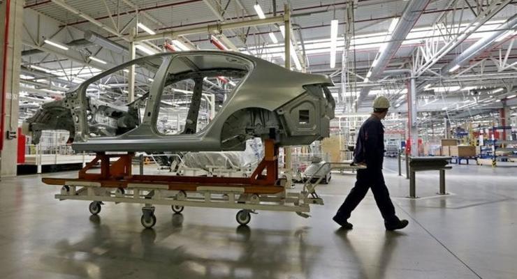 Завод Peugeot в российской Калуге остановился до осени