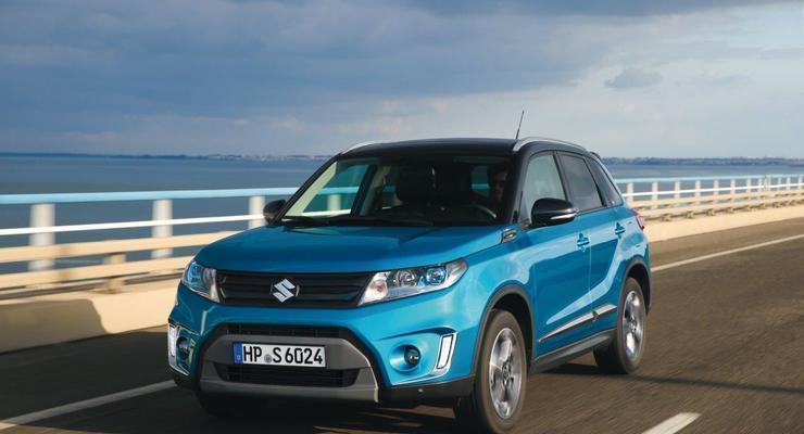 В Украине 20 июля начнутся продажи новой Suzuki Vitara