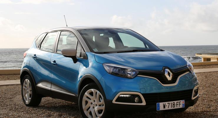 Компания Renault анонсировала кроссовер меньше Captur