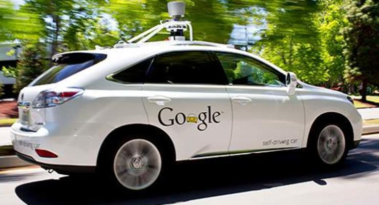 Беспилотник от Google впервые попал в аварию с пострадавшими