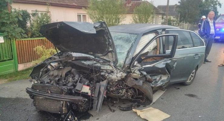 В страшном ДТП в Румынии погибли трое украинцев (видео)