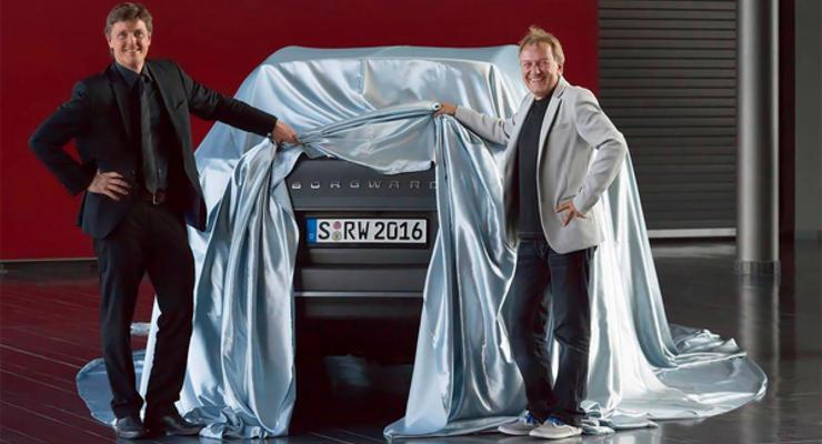 Немецкий бренд Borgward возрождается и готовит к выпуску кроссовер