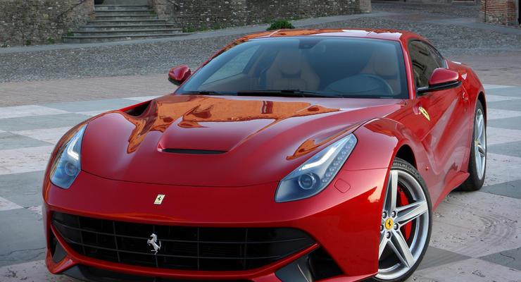 Компания Ferrari готовит новое экстремальное купе
