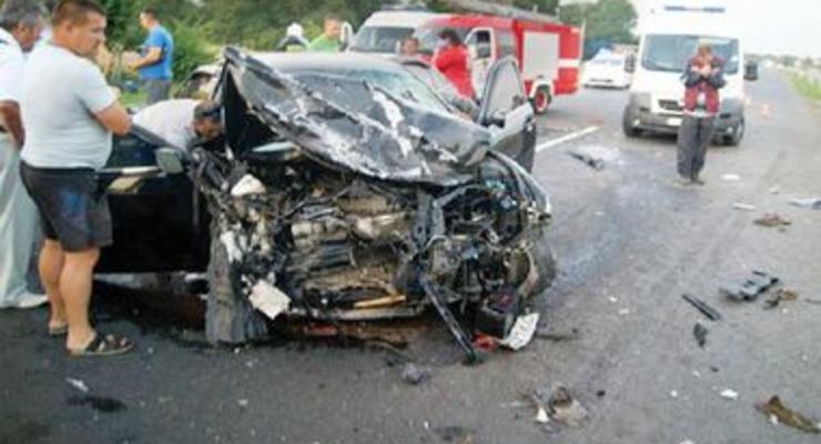 Смертельное ДТП: водитель главы КС был трезв