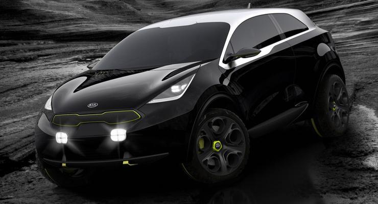 Компания Kia анонсировала создание соперника Nissan Juke