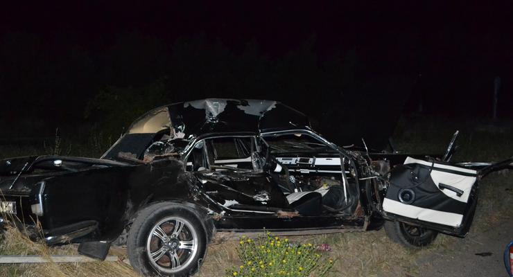 В аварии на Николаевской дороге погибли двое