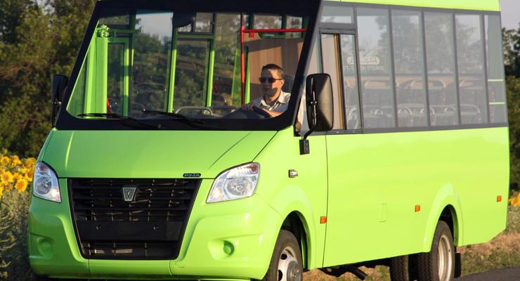 В Украине выросли продажи автобусов и коммерческой техники