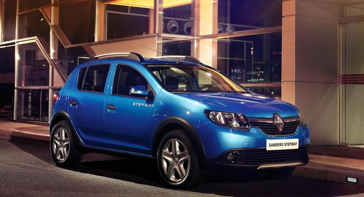 В Украине стартовали продажи Renault Sandero и Stepway с автоматической коробкой