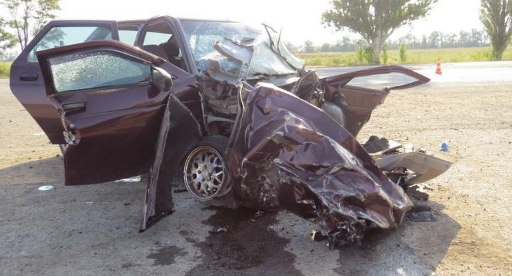 Авария с бронетехникой в Донецкой области: скончалась вторая жертва трагедии