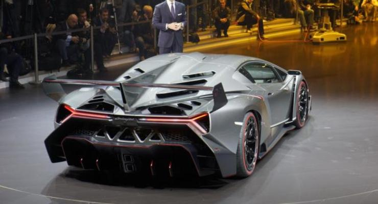 Стало известно имя нового суперкара Lamborghini