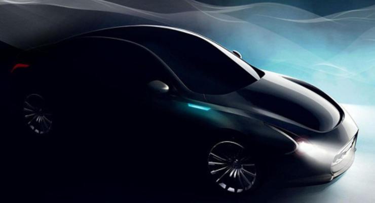 Nissan показал тизер концептуального кроссовера Gripz