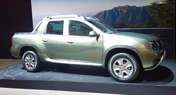 Новый пикап Renault собираются продавать в Украине