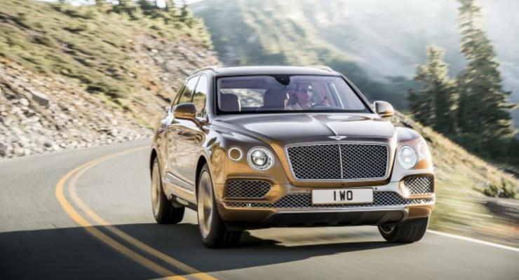 Первый кроссовер Bentley зарезервировали для британской королевы
