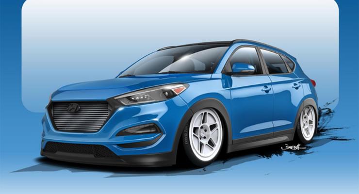Hyundai создал 700-сильный кроссовер