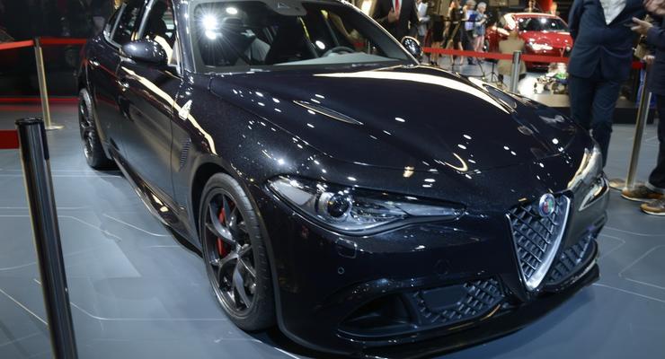 Alfa Romeo начнет продажи Giulia до конца сентября (фото)