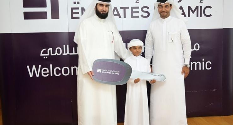 Восьмилетний мальчик выиграл в лотерею суперкар Bentley Continental GT