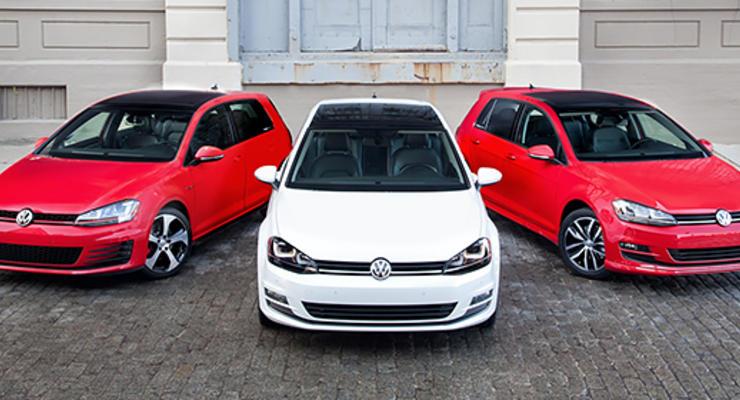 Концерн Volkswagen отзывает более миллиона автомобилей