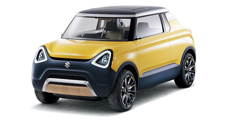 Компания Suzuki подготовила самый маленький пикап в мире