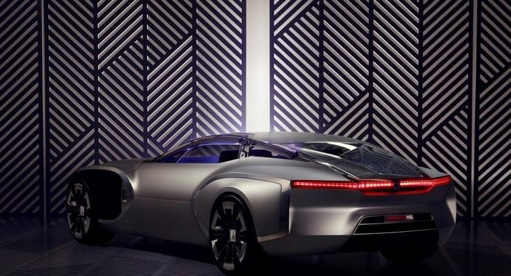 В Renault презентовали концепт в честь дизайнера Ле Корбюзье