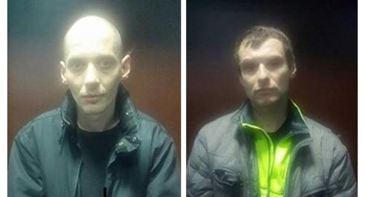 В центре Киева поймали опытных автоворов (фото)