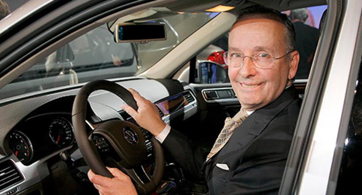 Главный дизайнер Volkswagen ушел в отставку после скандала