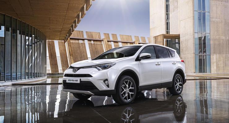 Открыт предварительный прием заказов на новый Toyota RAV4