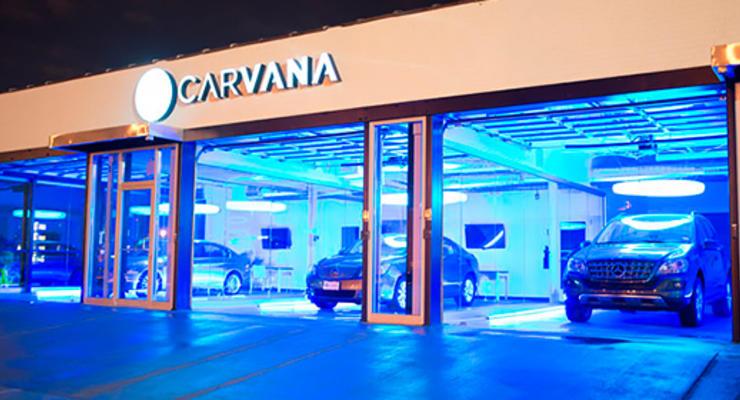 В США открыли первый в мире автомат по продаже авто