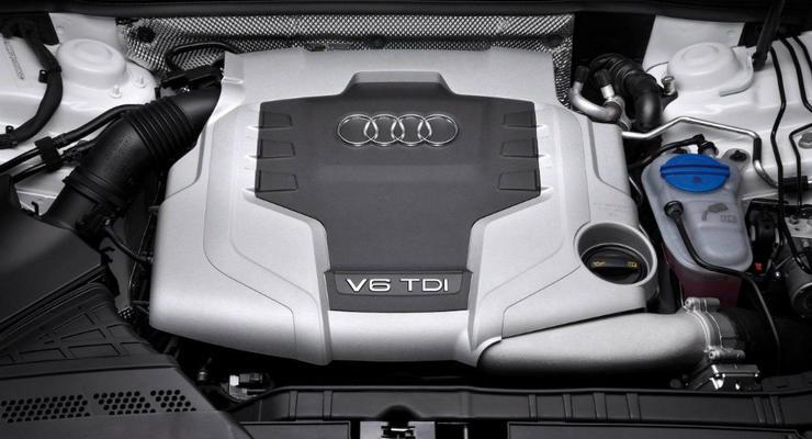 Volkswagen признал ложные данные выбросов в трехлитровых дизелях