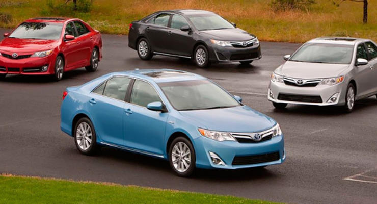 Итоги года: Toyota признали мировым лидером по объему продаж авто