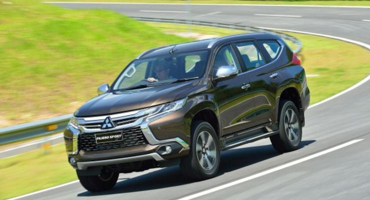 Компания Mitsubishi отказалась от модели Pajero