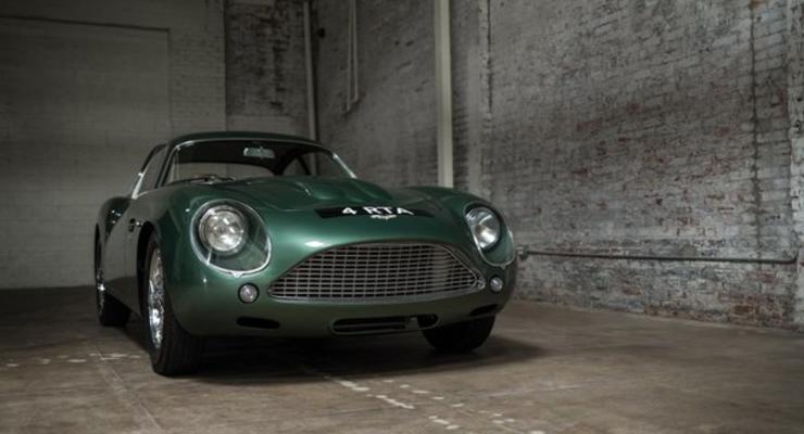 Aston Martin 1960 года продали за рекордные $14,3 миллиона