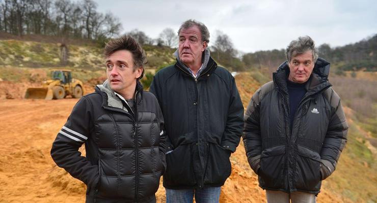 BBC выпустила трейлер рождественского выпуска Top Gear (видео)
