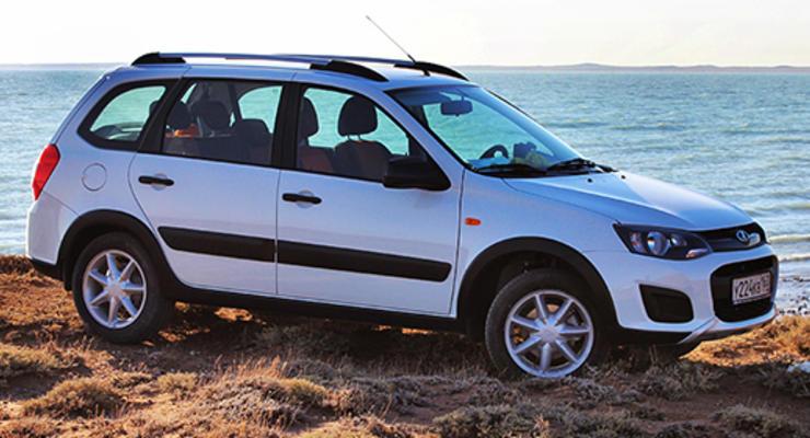 АвтоВАЗ анонсировал компактный кроссовер на базе Lada Kalina