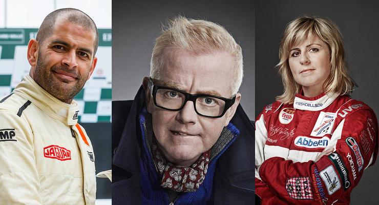 Стали известны имена всех ведущих обновленного Top Gear