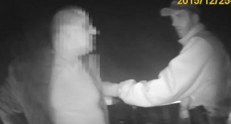 Во Львове полицейские 30 километров гнались за пьяным гаишником (видео)