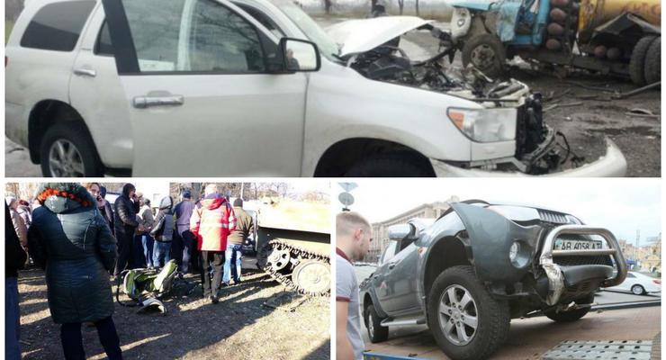 Пять самых резонансных аварий 2015 года в Украине