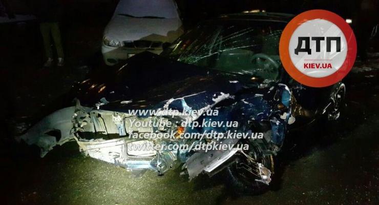 Полиция обнародовала подробности ограбления и ДТП в Киеве