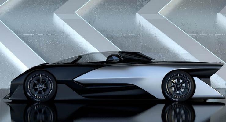 Конкурент Tesla представил 1000-сильный электрический концепт (видео)